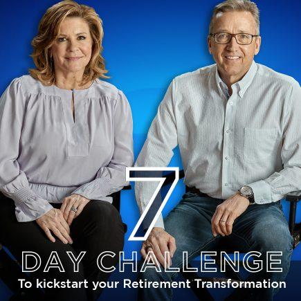 Seven Day Challenge to Kickstart your Retirement Transformation