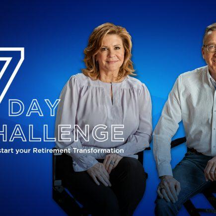 7 Day Challenge to Kickstart your Retirement Transformation