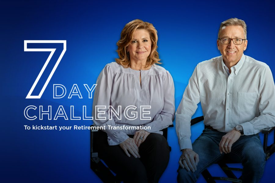 7 Day Challenge to Kickstart your Retirement Transformation