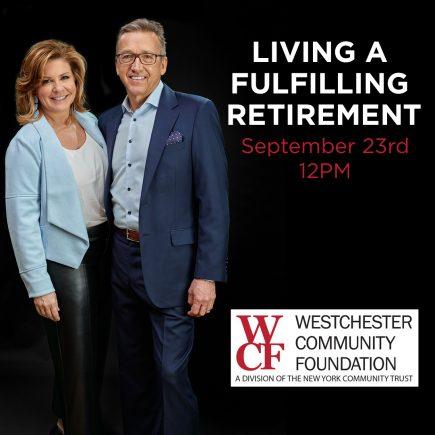 Westchester Community Foundation Webinar